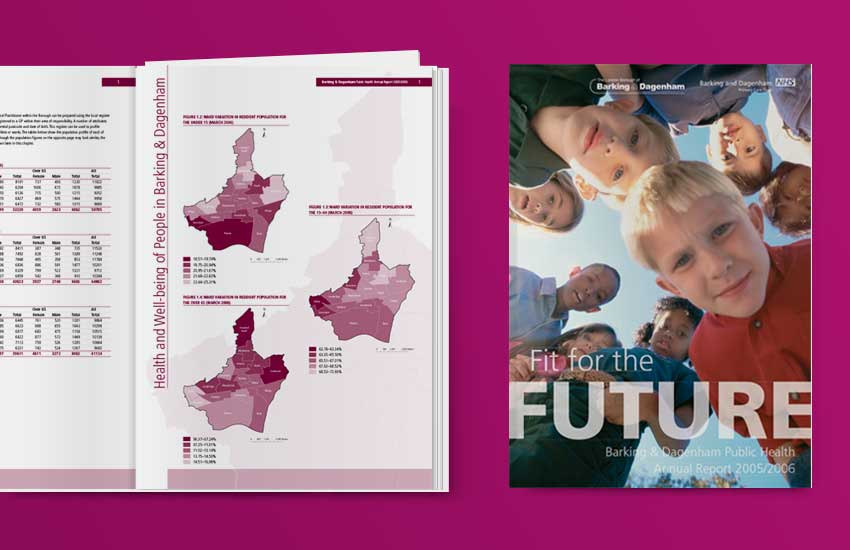 NHS annual report